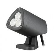 LED vanjska WW12105 ANTR. GREY LED 3W IP65