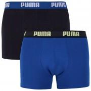 Puma 2PACK pánské boxerky Puma vícebarevné (521015001 249) XL