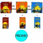 Board game Colonistii din Catan promo G