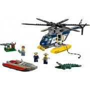 Lego 60067 Helicopter Pursuit