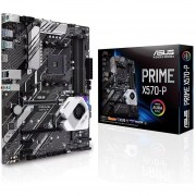 Tarjeta Madre ASUS PRIME X570-P AM4 DDR4 ATX