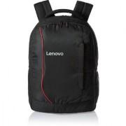 Lenovo Laptop Bag / Backpack 15.6 inch (Black Red)