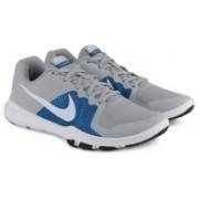 Nike FLEX CONTROL Training Shoes For Men(Grey)