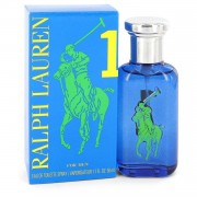 Big Pony Blue by Ralph Lauren Eau De Toilette Spray 1.7 oz