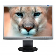 Samsung 2243BW, 22 inch LCD, 1680 x 1050, 16:10, negru - argintiu