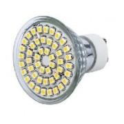 LAMPARA MULTILED 5W GU-10 230V BLANCO PURO