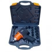 """Avvitatore ad aria compressa/pneumatico/ad impulsi 1/2"""" c/valigetta accessoriata professionale - Mod. B"""