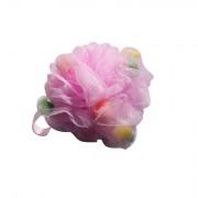 Gabriella Salvete Body Care Mesh Massage Bath Sponge Badzubehör & -textilien 1 St. Farbton Pink with Foam für Frauen