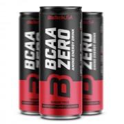 Biotech USA BCAA ZERO energy drink 330ml málna-lime 24/dob