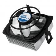 "COOLER CPU ARCTIC ""Alpine 64 GT Rev.2"", AMD, soc FMx/AMx/939/754, Al, 75W (UCACO-P1600-GBA01)"