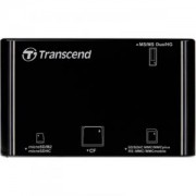 Четец Transcend Multi-Card Reader P8 (Black) - TS-RDP8K