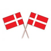 Scobitoare cu Stegulet Danemarca