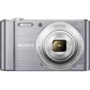 Sony Digitalkamera Sony Cyber-Shot DSC-W810S 20.1 MPix 6 x Silver