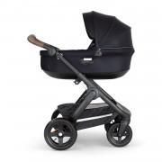 Stokke® Trailz™ Terrain Kinderwagen 2-in-1 Black / Brown / Black