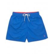 Polo Ralph Lauren Traveler Boxer Swimshorts New Iris Blue