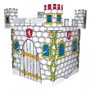 Spatiu de joaca Bino Coloreaza-ti Castelul