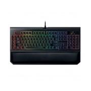 Teclado Gamer Razer BlackWidow Chroma V2 LED RGB, Teclado Mecanico, Alámbrico, Negro (Español)