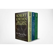 Wheel of Time Premium Boxed Set IV: Books 10-12 (Crossroads of Twilight, Knife of Dreams, the Gathering Storm), Paperback/Robert Jordan