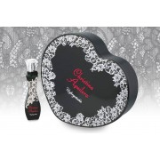 Fulfilled by Wowcher £11.99 instead of £13.99 for a Christina Aguilera 30ml Unforgettable eau de parfum gift set in a heart-shaped tin - save 14%