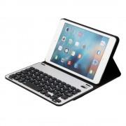Shop4 - iPad Mini 1/2/3 Toetsenbord Hoes - Bluetooth Keyboard Cover Business Zwart