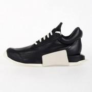 Rick Owens For Adidas Sneakers Level Runner Low In Pelle Primavera-Estate Art. 87210