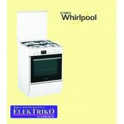 Whirlpool ACMT6130/WH/5 kombinált tűzhely 60x60 cm