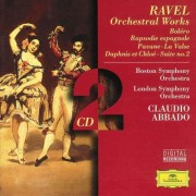 M. Ravel - Orchestral Works (0028945943923) (2 CD)
