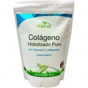 Colágeno Hidrolizado Puro con Vitamina C y Magnesio 300 grs