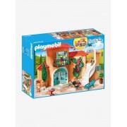Playmobil 9420 Casa de Praia, da Playmobil vermelho claro liso