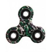 Fidget Spinner - Grönt Kamouflagemotiv