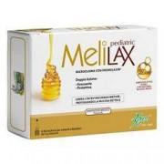 Aboca Spa Societa' Agricola Melilax Pediatric - Microclisma Con Promelaxin ® 6 Microclismi Monouso Da 5 G Ciascuno