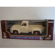 Scale 1:18 1953 Ford F 100 Pick Up Truck