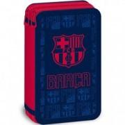 Penar cu doua nivele Neechipat FC Barcelona albastru cu rosu