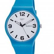 Reloj de pulsera Swatch SUOS704 - Azul