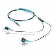 Bose SIE2i sport headphones - спортни слушалки с микрофон и управление на звука за iPhone, iPad и iPod (сини)