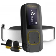 MP3 Player Energy Sistem Sport Amber, bluetooth, 16 GB, FM Radio, casti sport, armband, microSD (Negru)