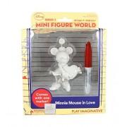 Disney Design It Yourself Mini Figure World Series 1 - Minnie Mouse in Love