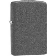 Zippo Lighter Classic Plain Iron Stone Carabiner(Grey)