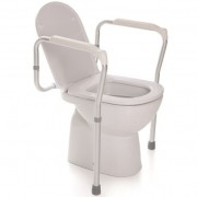 WC kapaszkodó állvány - ALUGOR