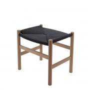 dominidesign © ottoman Y-stoel naturel