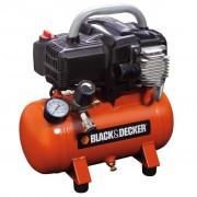 BLACK+DECKER BLACK + DECKER Compresseur à air 6 L NKBB304BND008