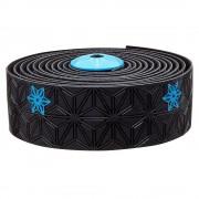 【セール実施中】【送料無料】SUPACAZ(スパカズ)SUPER STICKY KUSH Galaxy スーパースティッキークッシュギャラクシー 自転車バーテープ サイクルドレスパーツ Blue print