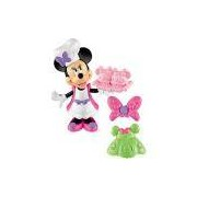 Boneca Mattel Mickey Mouse Clubhouse - Minnie e Acessórios Hora do Cupcake W5109/W5110