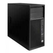 HP Z240 Workstation Intel Core i7-7700K 4.2GHz 16GB (2x8) DDR4-2400 nECC 256GB Zturbo Drive G2 PCIe 1TB 7200RPM HDD DVDRW Intel HD 630 GFX HP Remote Graphics RGS Windows 10 Pro 64bit 3.3.3