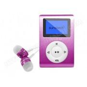 SUNSTECH MP3 Sunstech DEDALOIII 4 GB 1.1 Rose
