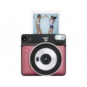 Fujifilm Instax Square SQ6 Polaroidcamera Robijn-rood