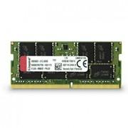 Kingston Technology ValueRAM 16GB 2400Mhz DDR4 Non-ECC CL17 SODIMM 2Rx8 (KVR24S17D8/16)