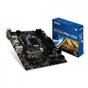 MSI Scheda madre 1151 MSI B250M Pro-Vdh Intel B250