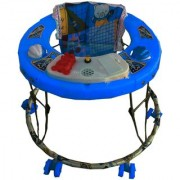 Oh Baby Baby Blue Color Musical Walker For Your Kids SAN-JAY-SE-W-39