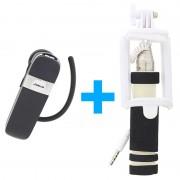 Jabra Talk Bluetooth Headset + Selfie Stick